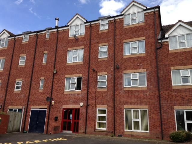 Flats Available to Rent at Nehemiah Court in Walsall