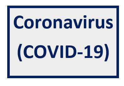Coronavirus-  Important information November 2020 update