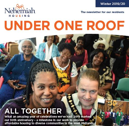 Under One Roof Newsletter Winter 2019/20