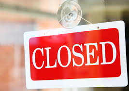 Office Closure 14th December 2018 from 12pm